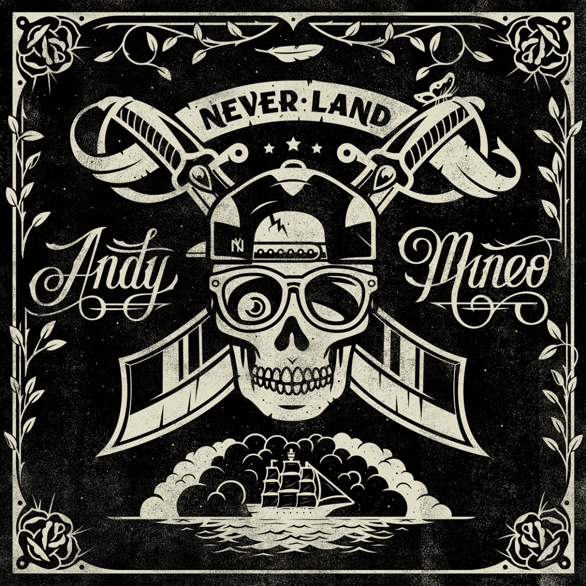 Never Land (Alternative Cover)