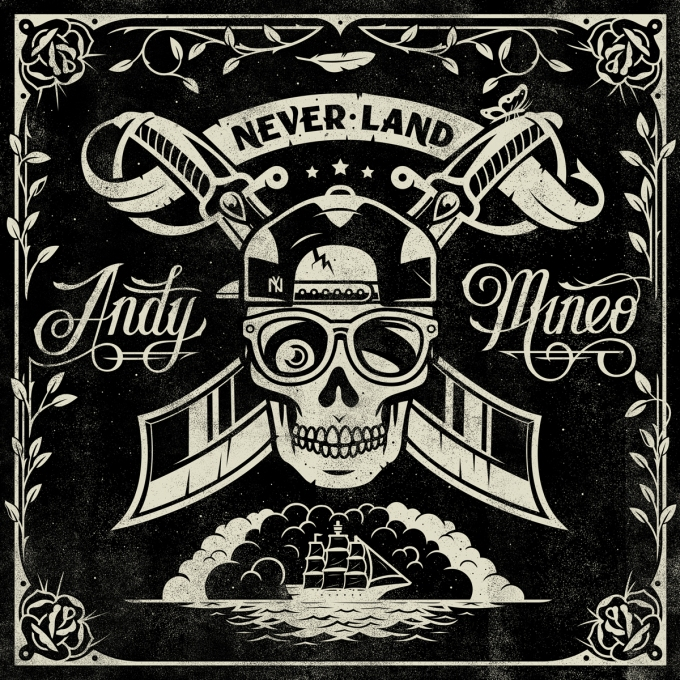 Never Land (Alternative Cover)